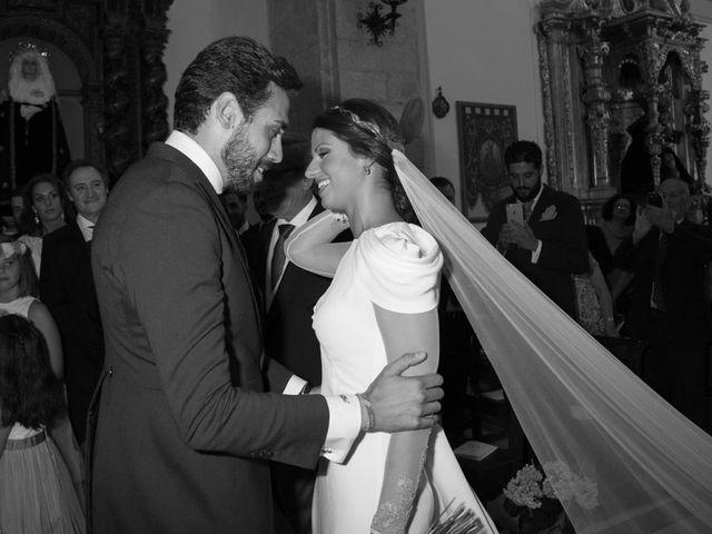 La boda de Pablo y Tamara  en Villagonzalo, Badajoz 1