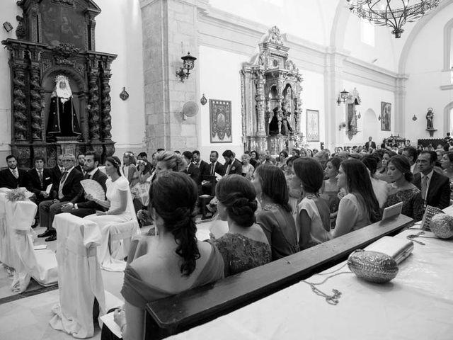 La boda de Pablo y Tamara  en Villagonzalo, Badajoz 2