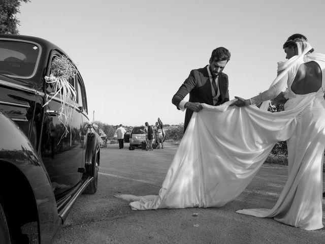 La boda de Pablo y Tamara  en Villagonzalo, Badajoz 8