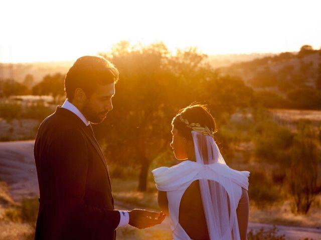 La boda de Pablo y Tamara  en Villagonzalo, Badajoz 13