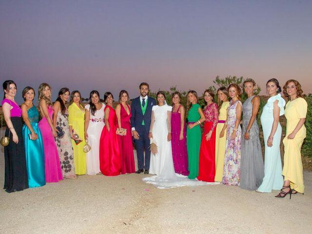 La boda de Pablo y Tamara  en Villagonzalo, Badajoz 14