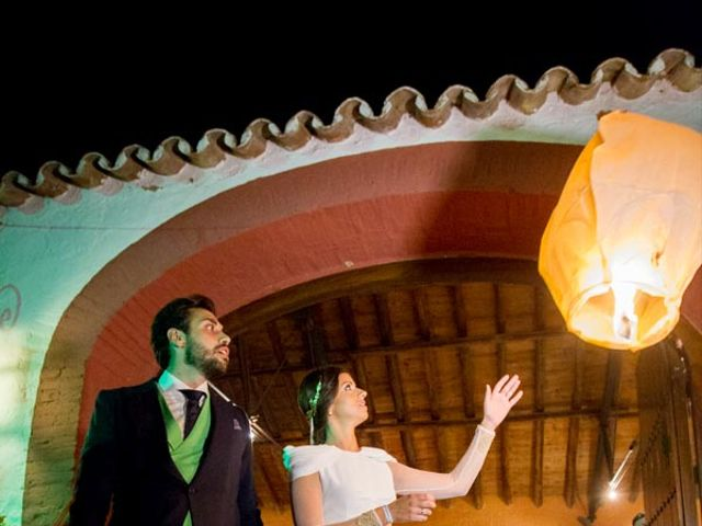 La boda de Pablo y Tamara  en Villagonzalo, Badajoz 18