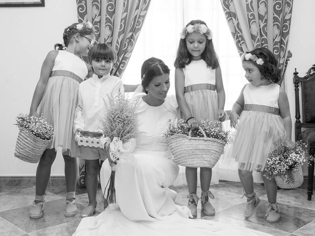 La boda de Pablo y Tamara  en Villagonzalo, Badajoz 27