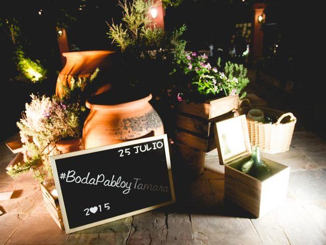 La boda de Pablo y Tamara  en Villagonzalo, Badajoz 30