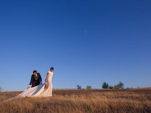 La boda de Pablo y Tamara  en Villagonzalo, Badajoz 32