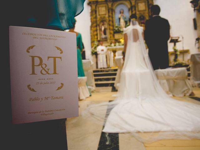 La boda de Pablo y Tamara  en Villagonzalo, Badajoz 33