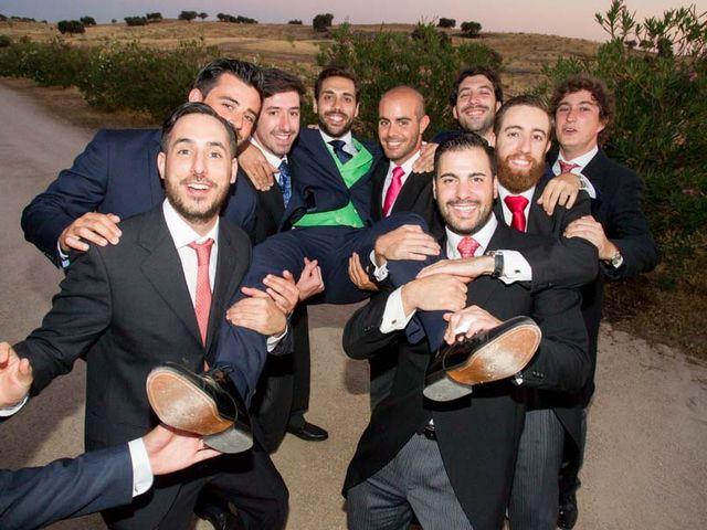 La boda de Pablo y Tamara  en Villagonzalo, Badajoz 35