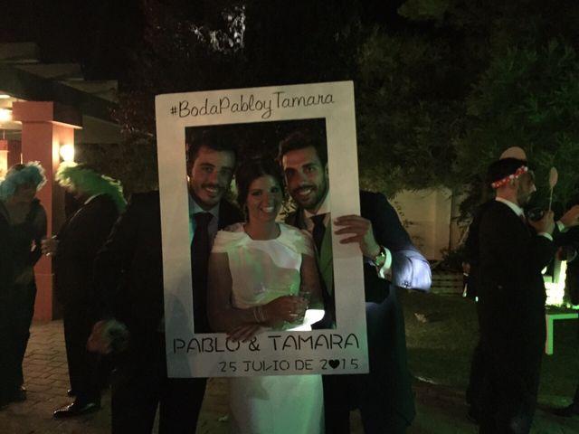 La boda de Pablo y Tamara  en Villagonzalo, Badajoz 38