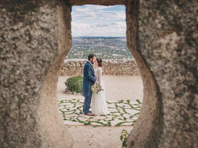La boda de Pablo y Pilar en Torrelodones, Madrid 18