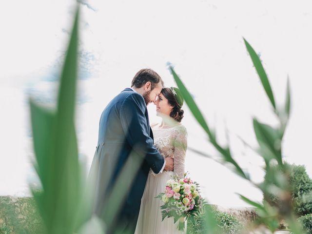 La boda de Pablo y Pilar en Torrelodones, Madrid 19