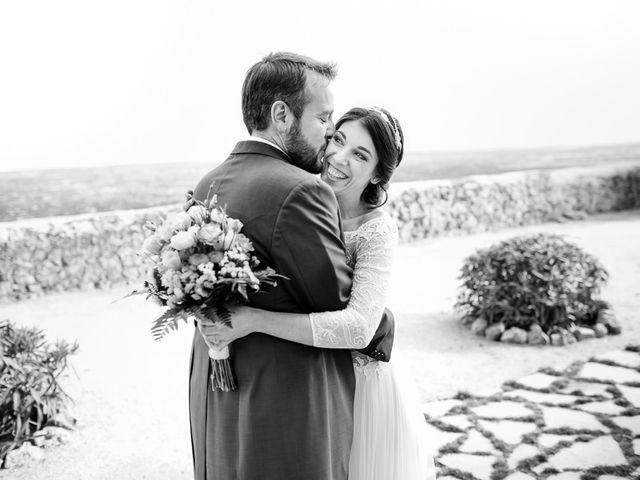 La boda de Pablo y Pilar en Torrelodones, Madrid 20