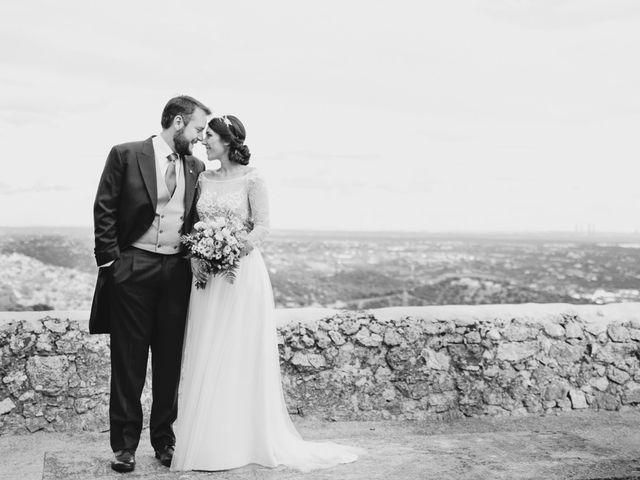 La boda de Pablo y Pilar en Torrelodones, Madrid 21