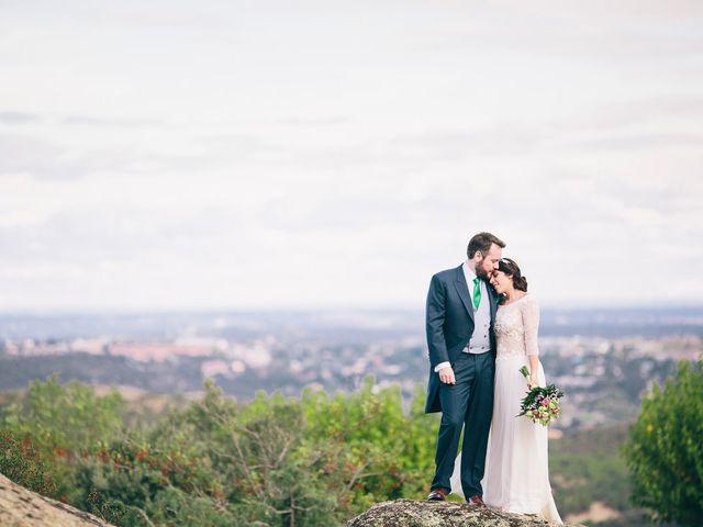 La boda de Pablo y Pilar en Torrelodones, Madrid 23