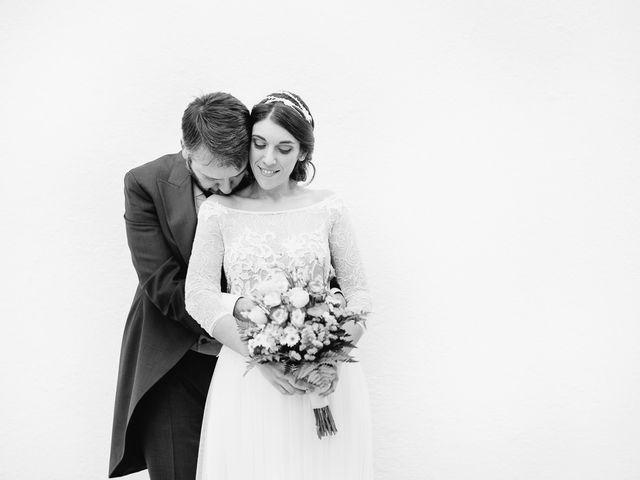 La boda de Pablo y Pilar en Torrelodones, Madrid 24