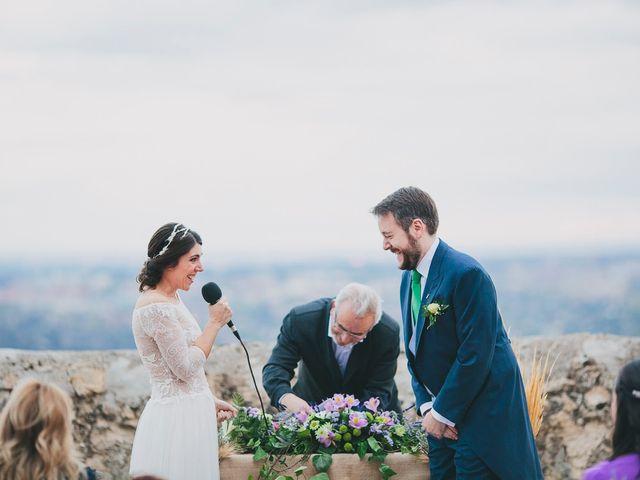 La boda de Pablo y Pilar en Torrelodones, Madrid 26