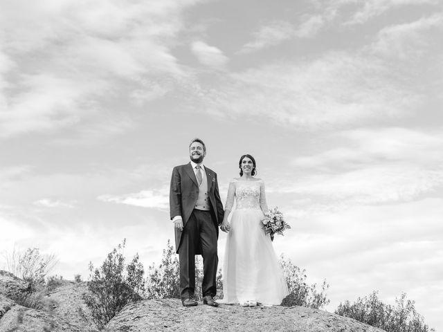 La boda de Pablo y Pilar en Torrelodones, Madrid 25