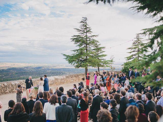 La boda de Pablo y Pilar en Torrelodones, Madrid 27