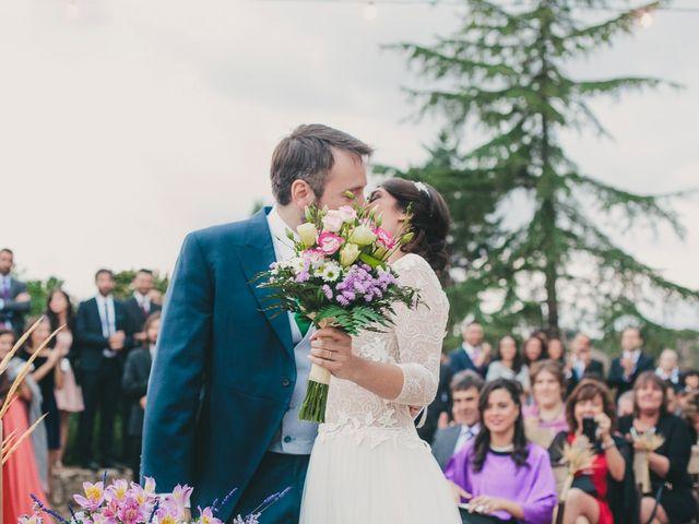 La boda de Pablo y Pilar en Torrelodones, Madrid 30