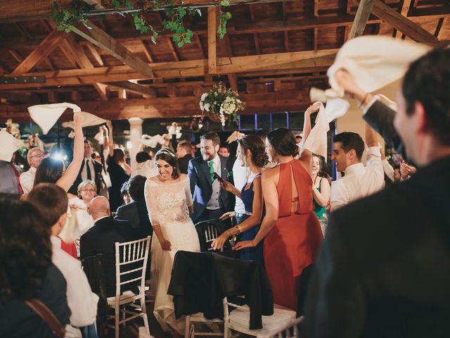 La boda de Pablo y Pilar en Torrelodones, Madrid 31