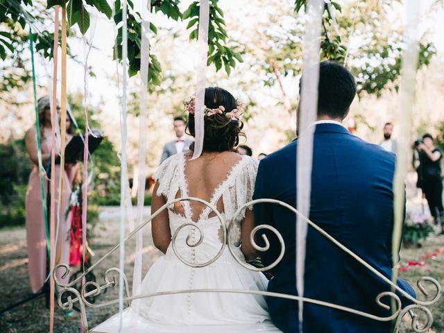 La boda de Luis y Charlott en Granada, Granada 13