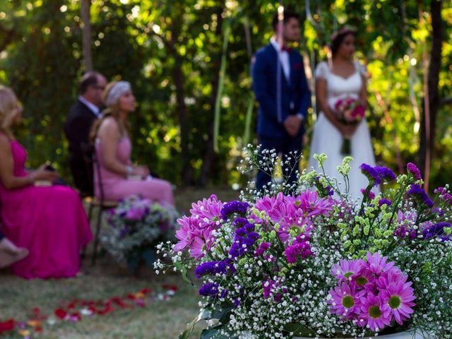 La boda de Luis y Charlott en Granada, Granada 14
