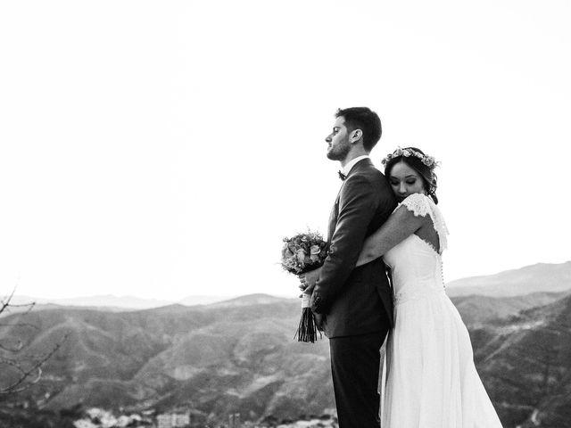 La boda de Luis y Charlott en Granada, Granada 1