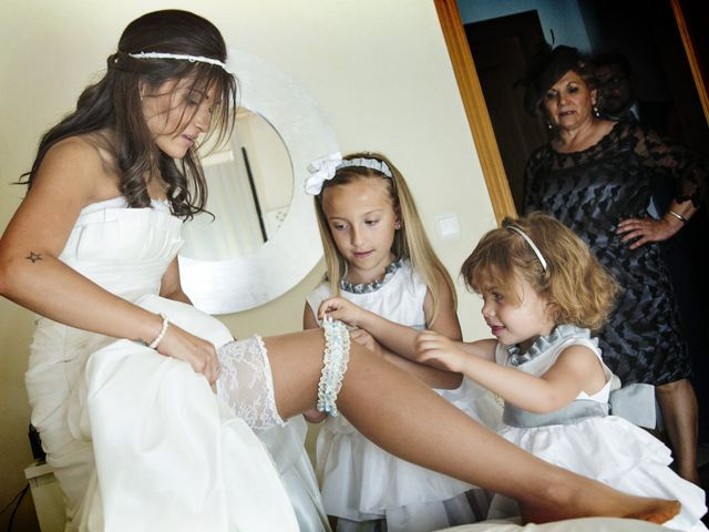 La boda de Oscar y Diana en Benavente, Zamora 11