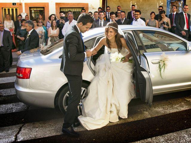 La boda de Oscar y Diana en Benavente, Zamora 13