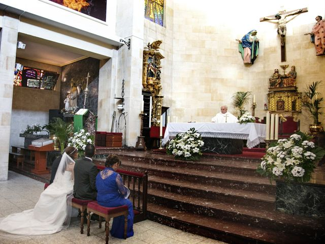 La boda de Oscar y Diana en Benavente, Zamora 15