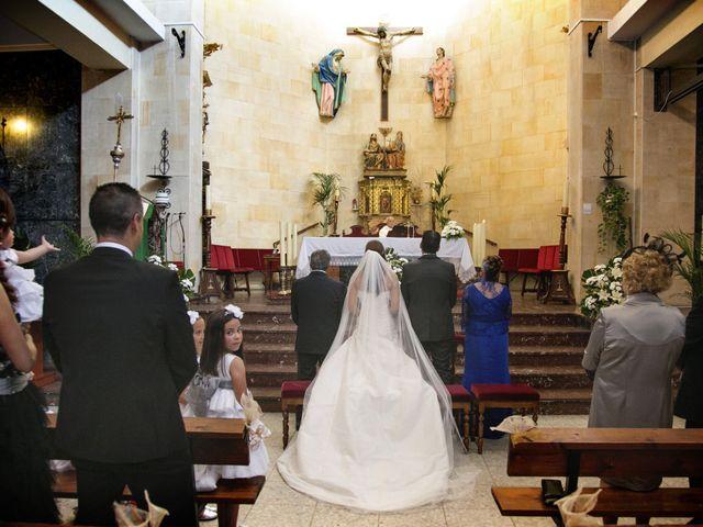 La boda de Oscar y Diana en Benavente, Zamora 16