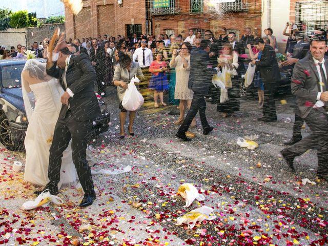 La boda de Oscar y Diana en Benavente, Zamora 17