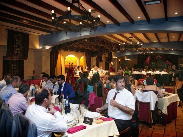 La boda de Oscar y Diana en Benavente, Zamora 27