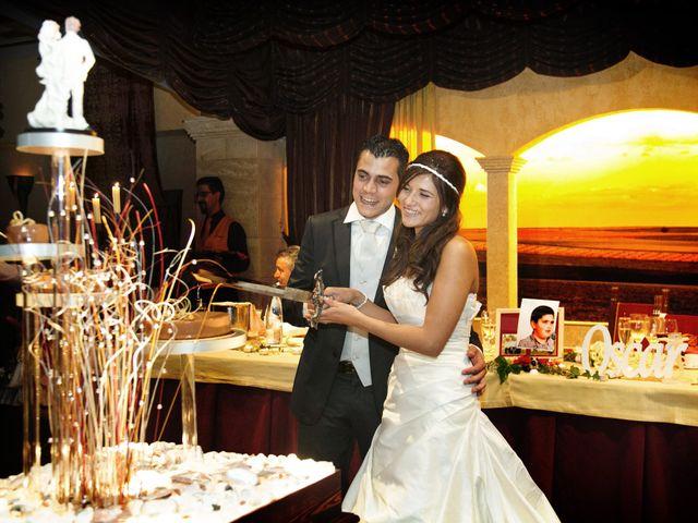 La boda de Oscar y Diana en Benavente, Zamora 28