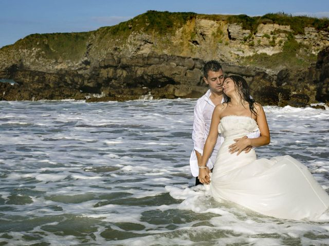 La boda de Oscar y Diana en Benavente, Zamora 33