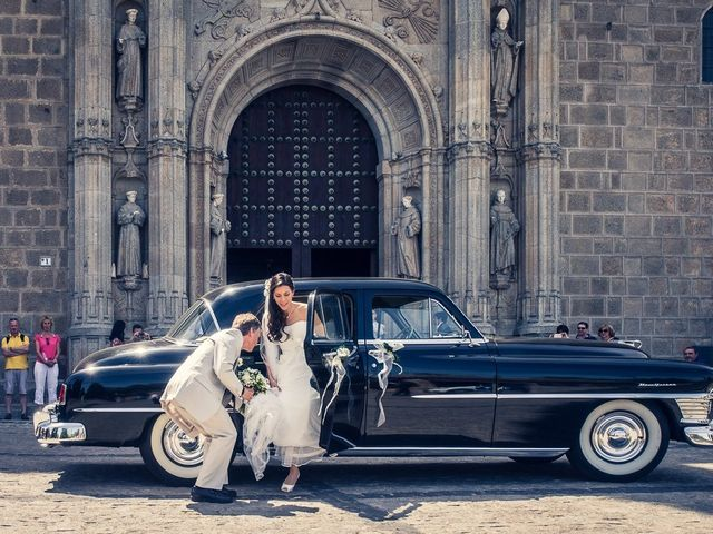 La boda de Cristobal y Felicie en Toledo, Toledo 15