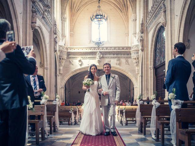 La boda de Cristobal y Felicie en Toledo, Toledo 16