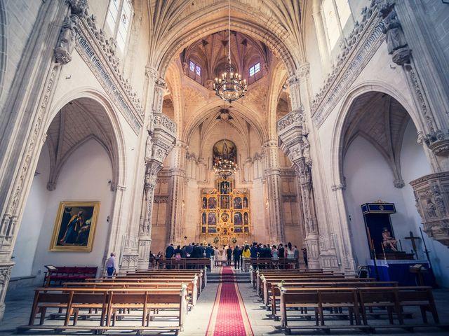 La boda de Cristobal y Felicie en Toledo, Toledo 17