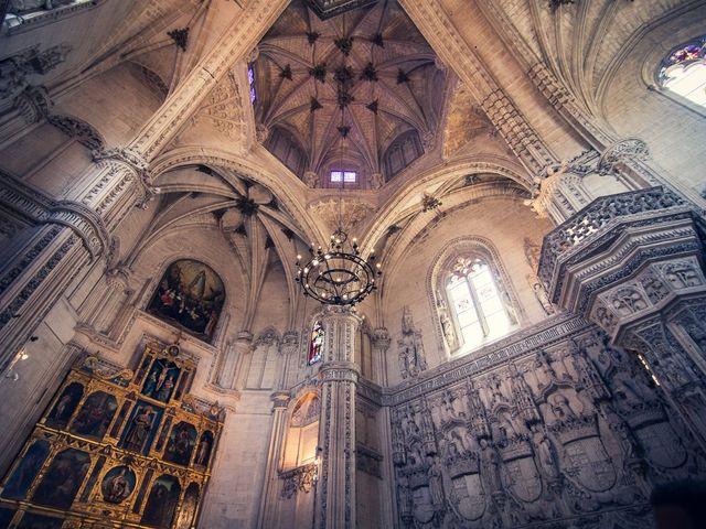 La boda de Cristobal y Felicie en Toledo, Toledo 20