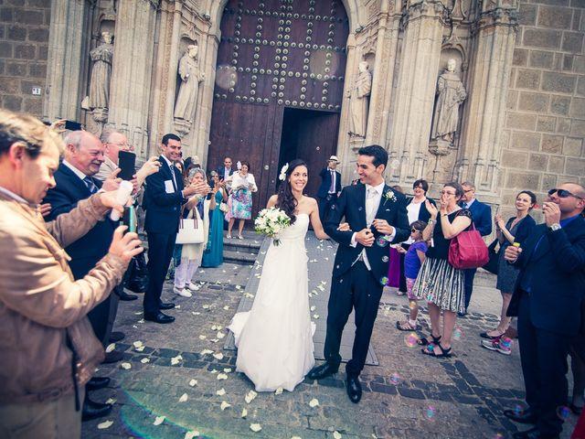 La boda de Cristobal y Felicie en Toledo, Toledo 21