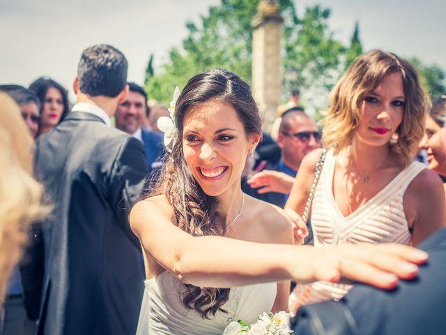 La boda de Cristobal y Felicie en Toledo, Toledo 22