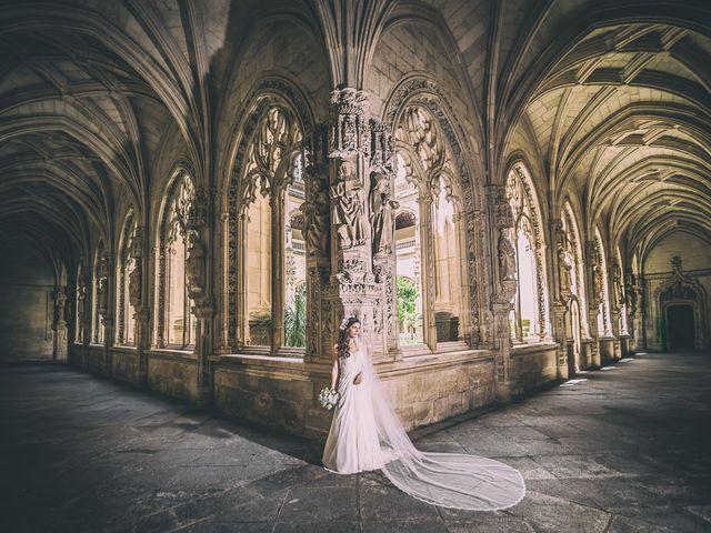 La boda de Cristobal y Felicie en Toledo, Toledo 25