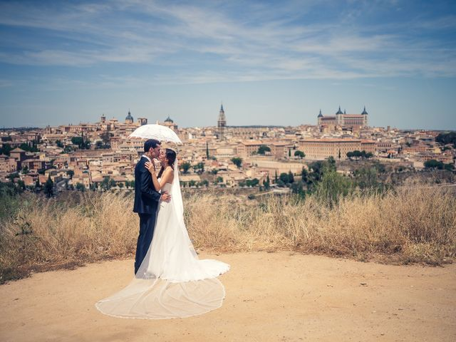 La boda de Cristobal y Felicie en Toledo, Toledo 29