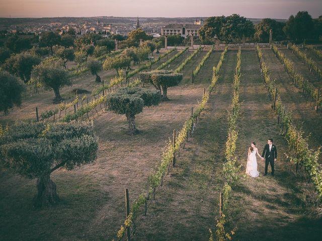 La boda de Cristobal y Felicie en Toledo, Toledo 38