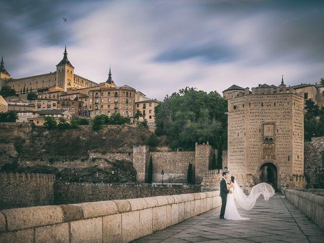 La boda de Cristobal y Felicie en Toledo, Toledo 45