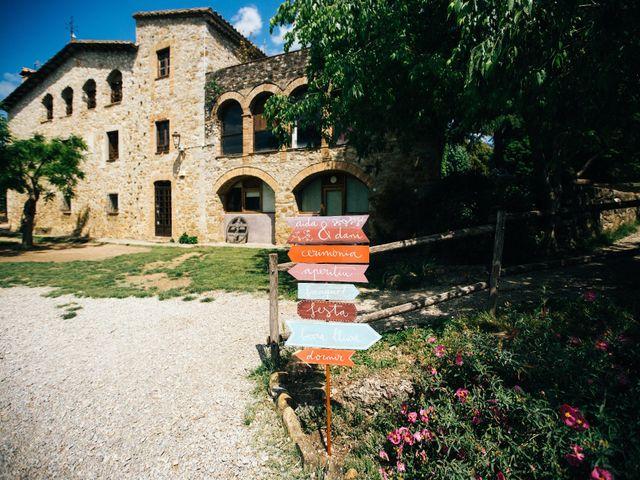 La boda de Dani y Aida en Besalu, Girona 3