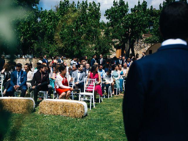La boda de Dani y Aida en Besalu, Girona 18