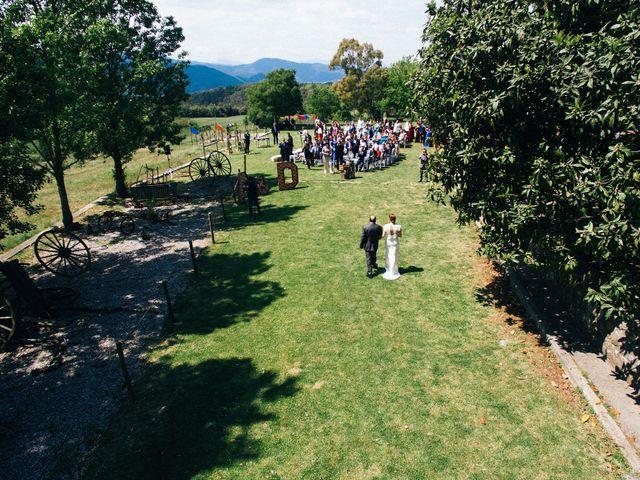La boda de Dani y Aida en Besalu, Girona 20