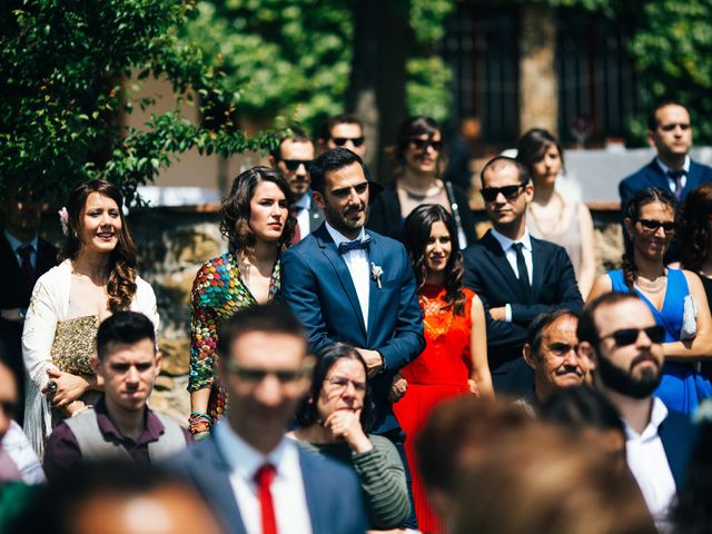La boda de Dani y Aida en Besalu, Girona 21