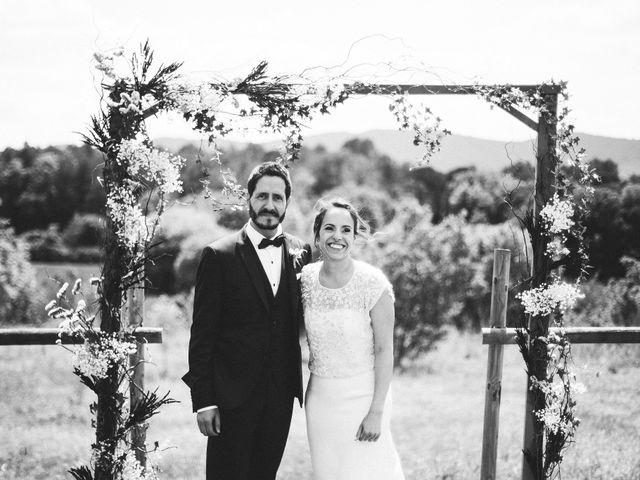 La boda de Dani y Aida en Besalu, Girona 22