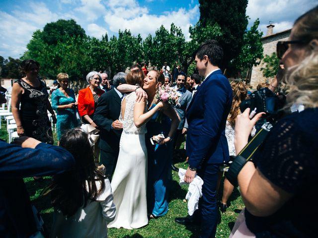 La boda de Dani y Aida en Besalu, Girona 25